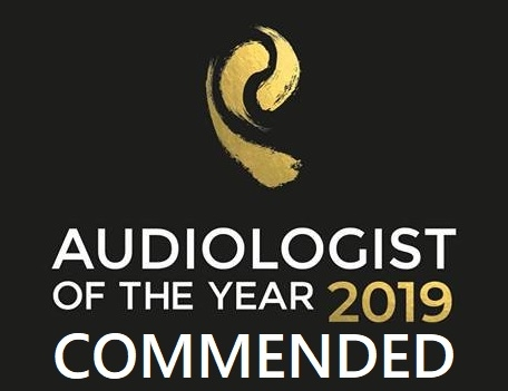 Audiologist of the Year 2019 Commended