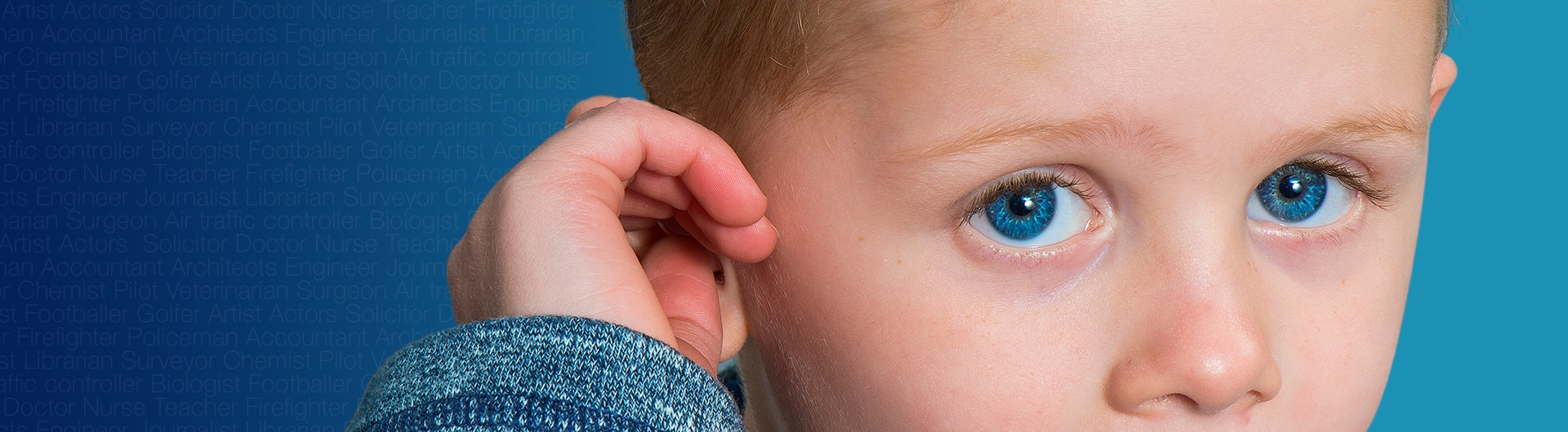 The Invisible Hearing Clinic - Wee Boy