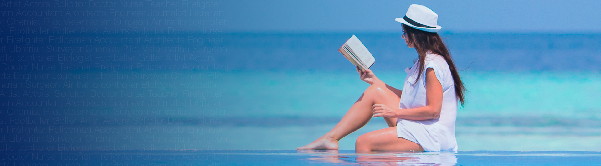 The Invisible Hearing Clinic - Beach Reading