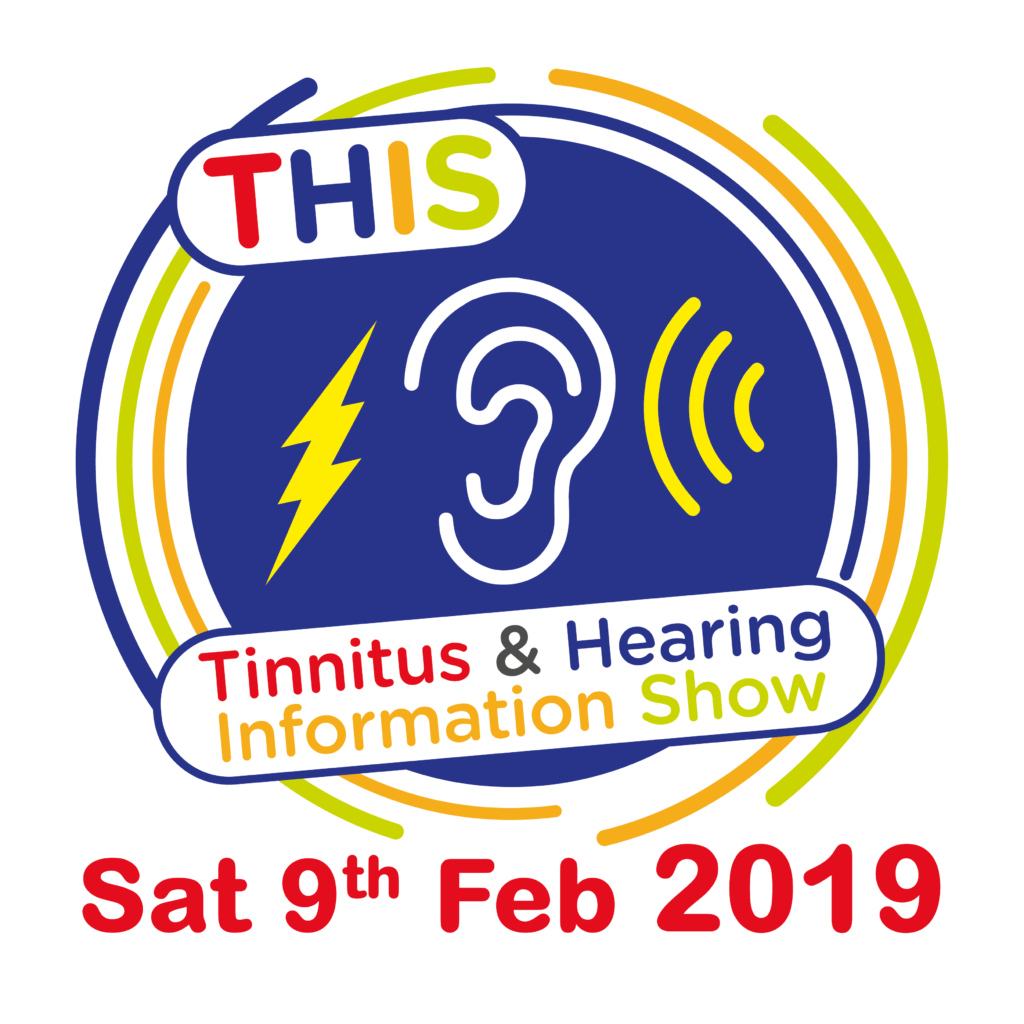 Tinnitus and Hearing Information Show 2019 Logo