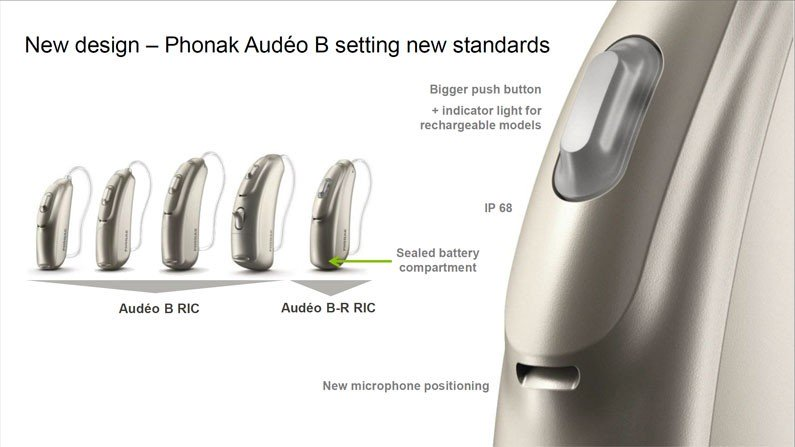 Audeo Belong Hearing Aid Range Glasgow