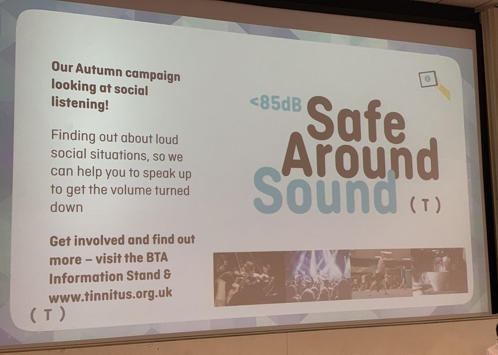 BTA Annual Conference Safe Around Sound