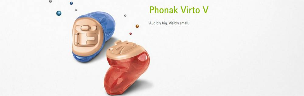 Virto V hearing aids